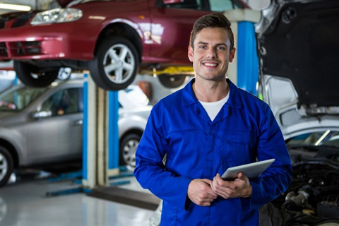 Car Mechanic Service